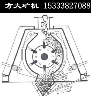可逆锤式制砂机